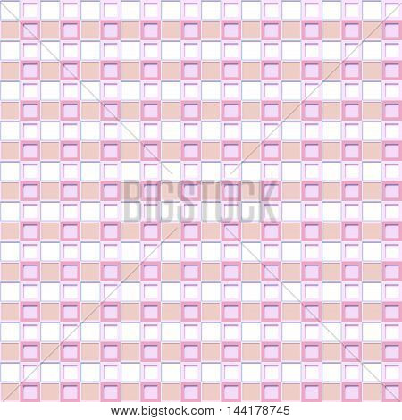 Square seamless texture, good for website background with pastel color