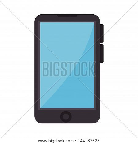 smartphone phone technology device communicationscreen vector illustration