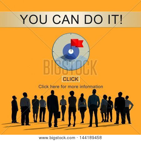 You Can Do It Goal Target Reason Potential Vision Concept
