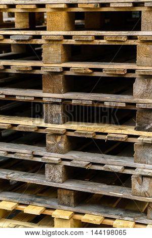 old pallets