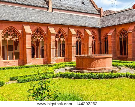 St Stephan Church Mainz Hdr
