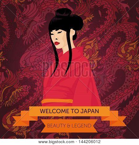 Japan Girl.eps