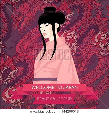 Japan Girl1.eps
