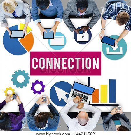 Connection Internet Networking Online Concept
