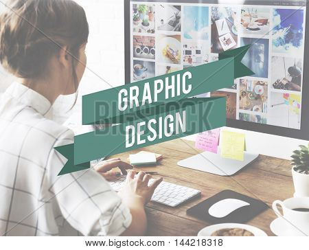 Blog Creativity Graphic Design Deadline Concept