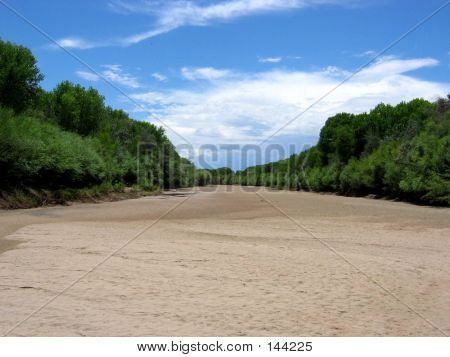 Dry Riverbed 2