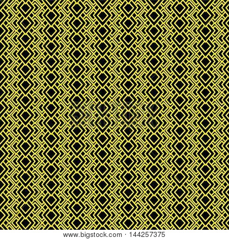 Geometric pattern design for background or wallpaper.