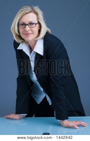 Tough Businesswoman