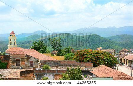 Trinidad Cuba Overview