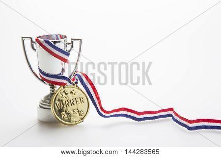 Olympic Champion, Gold Medal Winner