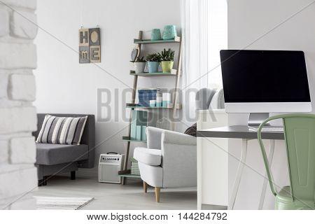 Multifunctional Studio Flat