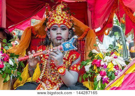 Janmashtami Celebration