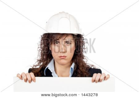 Furious Female Architect