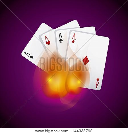 casino games elements isolated icon vector illustration design vector illustration design