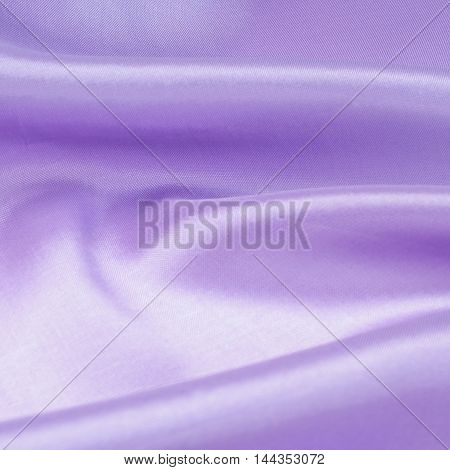 Fabric Colors Lilac.  Texture. Of A Pale Pinkish-violet Color.