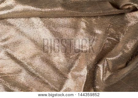 Texture, Background. Crafted Product From Animal Skins. The Skin Of The Animal With Shiny Deposited