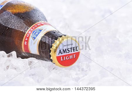 Amstel Light On Ice