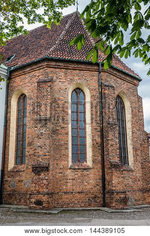 Church of the Visitation of the Blessed Virgin Mary in Warsaw Poland