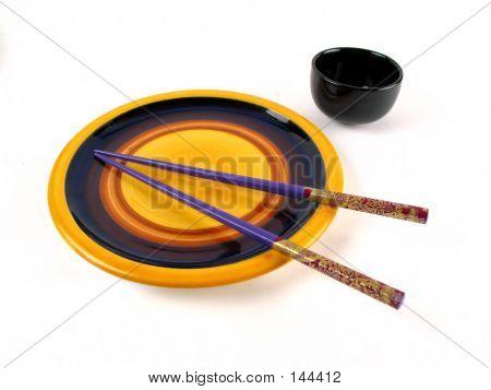 Asian Dinner Set