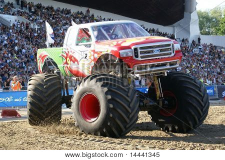 Bigfoot monstertruck