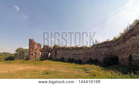 Buchach castle is an old castle dating to 14th century located in Buchach Ternopil oblast Ukraine