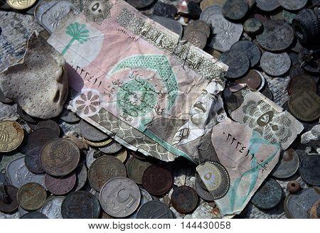Jordan street market numismatics on the trade