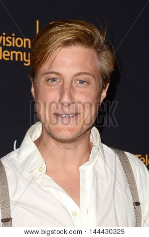 LOS ANGELES - AUG 25:  Scott Turner Schofield at the 4th Annual Dynamic & Diverse Celebration at the TV Academy Saban Media Center on August 25, 2016 in North Hollywood, CA