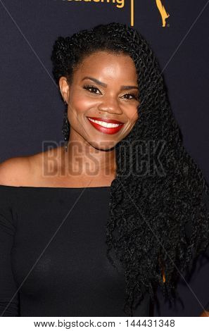 LOS ANGELES - AUG 25:  Kelly Jenrette at the 4th Annual Dynamic & Diverse Celebration at the TV Academy Saban Media Center on August 25, 2016 in North Hollywood, CA