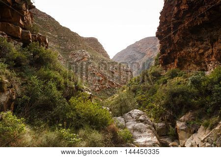 The Lookout - Meiringspoort Waterfall In De Rust