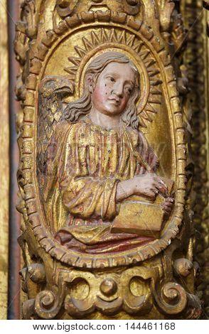 Saint John The Evangelist, Aveiro Cathedral, Centro, Portugal