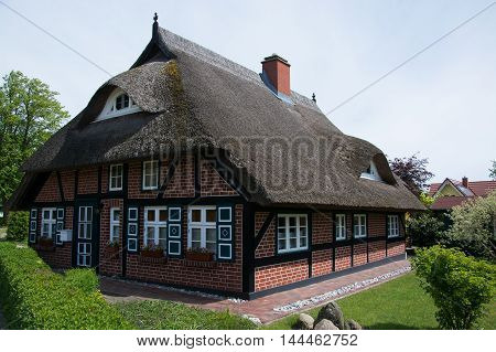 House In Wustrow, Darss, Germany
