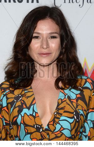 LOS ANGELES - AUG 21:  Yael Stone at the