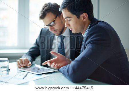 Planning work together