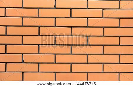 White brick wall surface, texture, tough, vintage