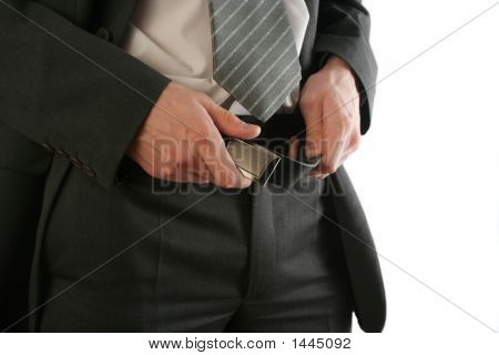 Businessman'S Strap
