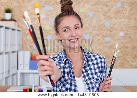 Painting Class Teacher