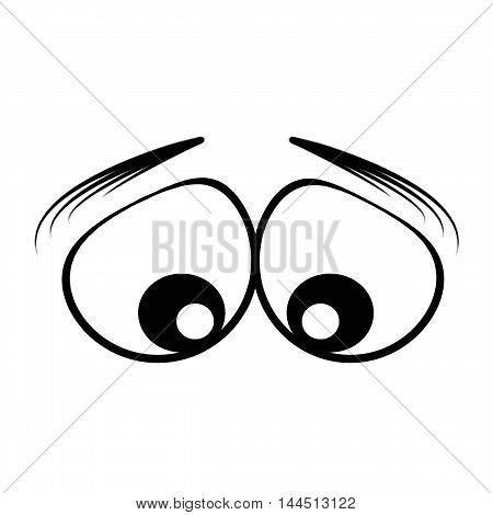 Cartoon Eyes.sad