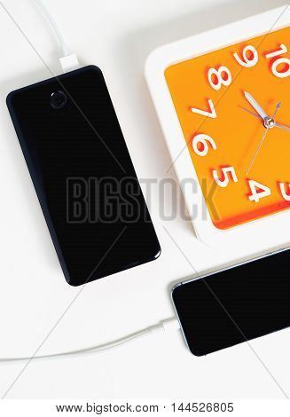 Time to Charge your Phone with power bank