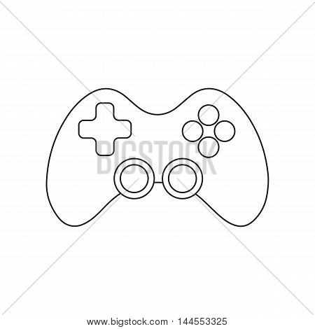 Controller line icon. Illustration for web and mobile.