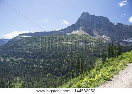 Iceberg Lake Trail - Glacier National Park