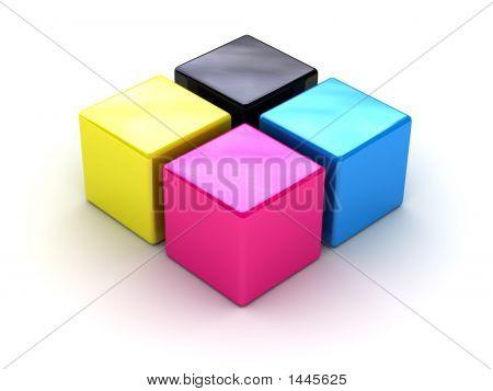 Cmyk Boxes