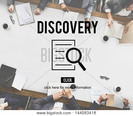 Discovery Results Analysis Investigation Concept