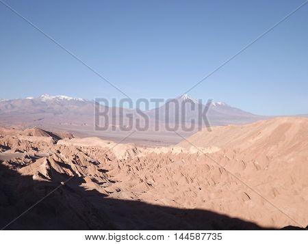 vale de la luna, deserto doa tacama