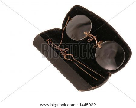 Antique Lady'S Spectacles