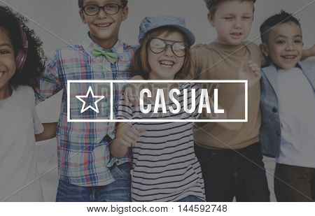 Casual Break Explore Leave Recess Leisure Stay Concept