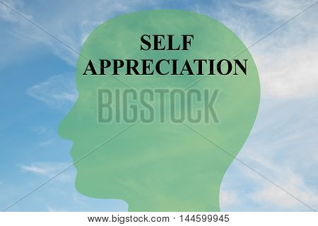 Self Appreciation - Mental Concept