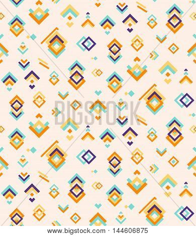 Flat colorful shapes for your vector design.