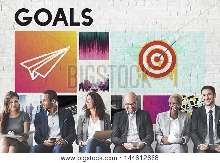 Goals Target Start up Launch Success Brand Concept