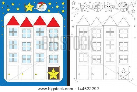 Preschool Worksheet