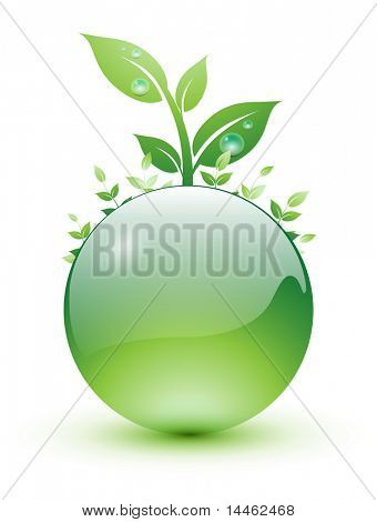 Green sphere design